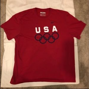 Nike USA Olympic 2008 Beijing T-shirt!